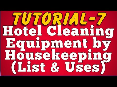 mp4 Housekeeping Equipments Pdf, download Housekeeping Equipments Pdf video klip Housekeeping Equipments Pdf