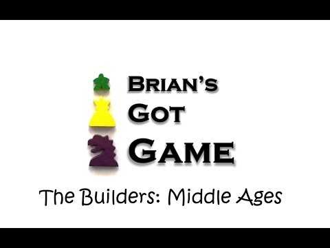 Brian's Got Game - The Builders: Middle Ages Review