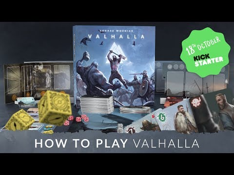 VALHALLA - How to play