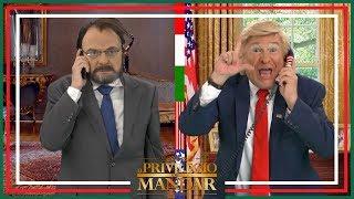 ¿Qué le dijo Videgaray a Trump?   El Privilegio de Mandar
