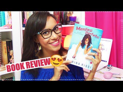 Mentira Perfeita ? BOOK REVIEW | Segredos Entre Amigas