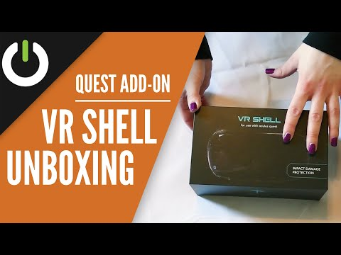 WATCH: Oculus Quest VR Shell Unboxing And Installation