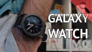 A tökéletes okosóra? | Samsung Galaxy Watch teszt