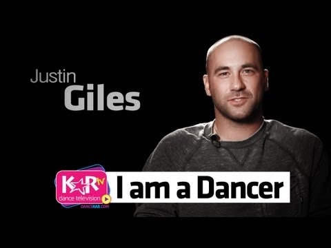 I am a Dancer :Justin Giles