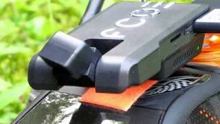 preview picture of video 'FPV mit RC-Offroad-Fahrzeug und Onboard-Kamera - erster Test'