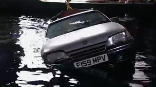 Richard Hammond's Underwater Car Challenge part 2 - BBC