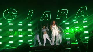 Ciara Performs Set & Goodies In LA On Beauty Marks Tour