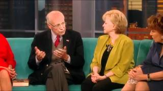 The View: Cheney's talk same-sex marriage