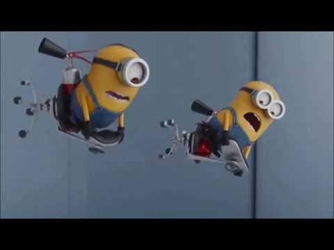Shape Of You(Minions Version) 2017 New Song Mp3