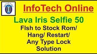 lava iris 50 flash file s112 - Kênh video giải trí dành cho