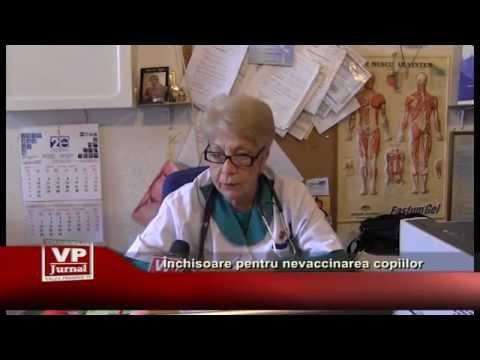 Inchisoare pentru nevaccinarea copiilor
