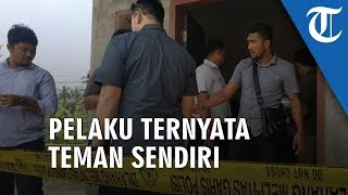 Pelaku Pembunuh Sekeluarga di Serang Banten Merupakan Teman Korban Sendiri