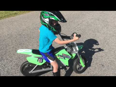 Razor MX350 and MX400 Electric Motorcycle Review