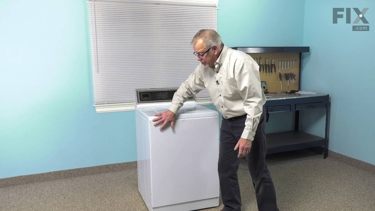 Replacing your Maytag Washer Belt Kit