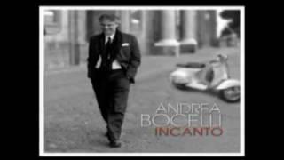 Andrea Bocelli - Santa Lucia -  Incanto      Vespa  aaaaaaa