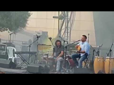 Sauwy en concierto telonero de Antonio Orozco