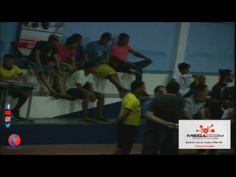 Supercopa PB de futsal em Boqueirão