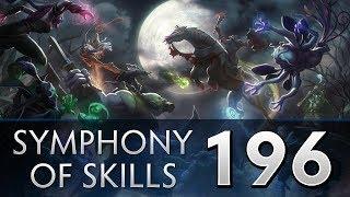 Dota 2 Symphony of Skills 196