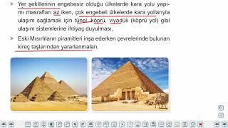 Eğitim Vadisi 9.Sınıf Coğrafya 1.Föy Doğa ve İnsan Etkileşimi 1 Konu Anlatım Videoları