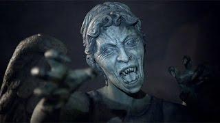 Статуя(STONE)-Короткометражный фильм ужасов.