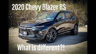 2020 Chevrolet Blazer RS - FULL Review And Walk Around