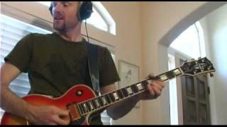 Def Leppard Armageddon It (w/correct solo) cover - Kenyon Denning