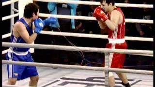 Берик Айтжанов против Баглана Жолдасова.