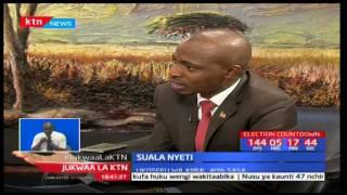Jukwaa la KTN: Suala Nyeti - Ahadi za Jubilee - 16/3/2017 [Sehemu ya Pili]