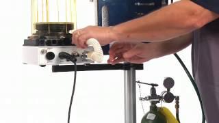 Training: Surgivet SAV25000 Ventilator