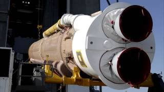 Asymmetrical  Atlas V Launches - Kerbal Space Program