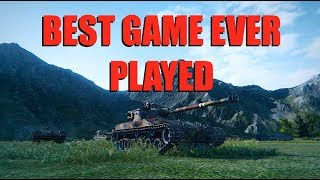 WOT - Best WOT Game Ever Played | World of Tanks