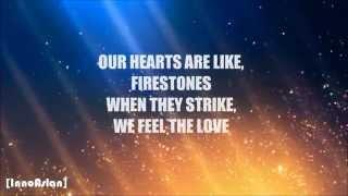 Kygo feat. Conrad - Firestone (LYRICS ON SCREEN)