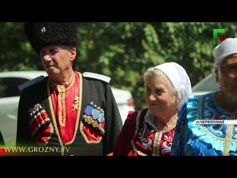 Фестиваль русской и казачьей культур собрал жителей станицы Червленная