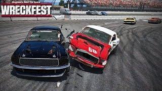 Wreckfest - Episode 26 - Short Track Racing