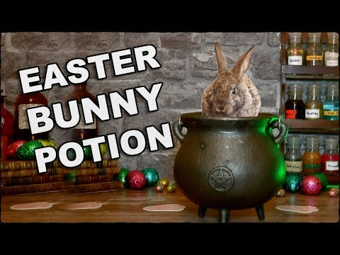 How To Make An Easter Bunny Potion