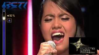 Video Lagu Bintang Kehidupan Hanin Dhiya  Nike Ardila Rising Star Indonesia