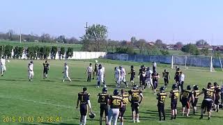 3. kolo Sporklub PLS / KAFWild Dogs @ KAF Black Hornets