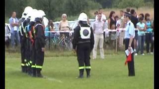 Bóbrka: Gminne zawody sportowo-pożarnicze Gminy Chorkówka
