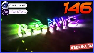 TOP 10 Intro Template #146 Cinema4D,After Effects + Free Download
