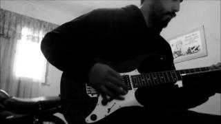 """Damageplan """"Crawl"""" Guitar Cover (Fragmento)"""
