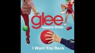 Glee- I Want You Back (Sped Up)
