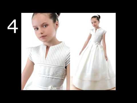 Kleider für erstkommunion