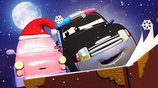 Patrol Policyjny - Szybko do łóżka dzieci - Miasto Samochodów ???? ???? Bajki Dla Dzieci