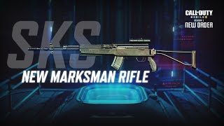 Call of Duty®: Mobile | SKS New Marksman Rifle