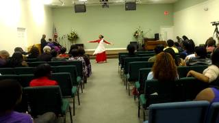 """LWCC- Melanie from Vessels of Praise Ministering to """"Restore Me"""" by Anthony Evans"""