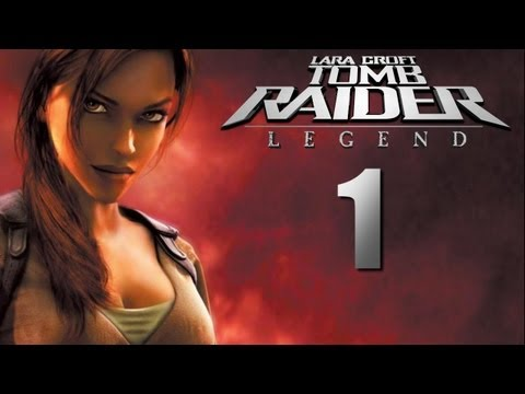 Прохождение Lara Croft Tomb Raider: Legend. Часть 1 - Боливия