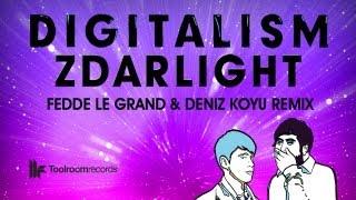 Fedde le Grand & Deniz Koyu Remix - Digitalism - Zdarlight (Official Music Video)