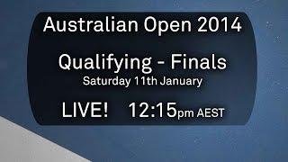 Day 4 Qualifying - Australian Open 2014