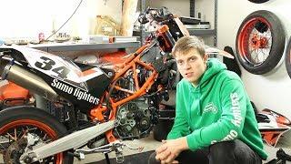 Meine Neue KTM SMC R?? // Motorschaden Teil 2 // Instandsetzung // KTM SMC R 690 Schrauber Vlog