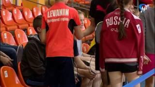 На Центральной спортивной арене стартовал Всероссийский юношеский турнир по бадминтону